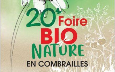 20ème édition de la Foire Bio Nature en Combrailles