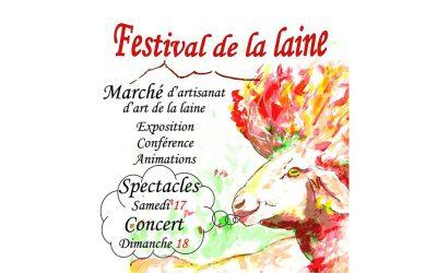 Festival de Laine de Sauxillanges – VIème édition