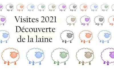Visites 2021 : Portes ouvertes de Terre de Laine